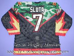 Kevin Slota - Kevin Slota Jersey - Texas Hockey - Abilene Hockey - Abilene Aviators Hockey - WPHL Hockey - Western Proffessional Holckey League- CHL Hockey - Central Hockey League