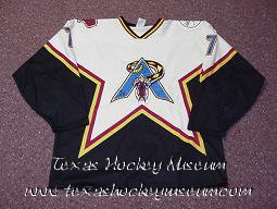 David Grant - David Grant Jersey- Texas Hockey - Amarillo Rattlers Hockey - Amarillo Hockey - WPHL Hockey - Western Proffessional Holckey League- CHL Hockey - Central Hockey League