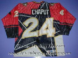 Daniel Chaput - Daniel Chaput Jersey - Texas Hockey - Central Texas Stampede Hockey - Betlon Hockey - WPHL Hockey - Western Proffessional Holckey League- CHL Hockey - Central Hockey League