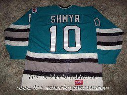Dean Shmyr - Dean Shmyr Jersey - Texas Hockey - Dallas Hockey - Dallas Freeze Hockey - WPHL Hockey - Western Proffessional Holkey League- CHL Hockey - Central Hockey League