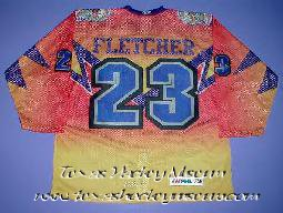 Cory Fletcher - Cory Fletcher Jersey - Texas Hockey - El Paso Hockey - El Paso Buzzards Hockey - WPHL Hockey - Western Proffessional Holckey League- CHL Hockey - Central Hockey League