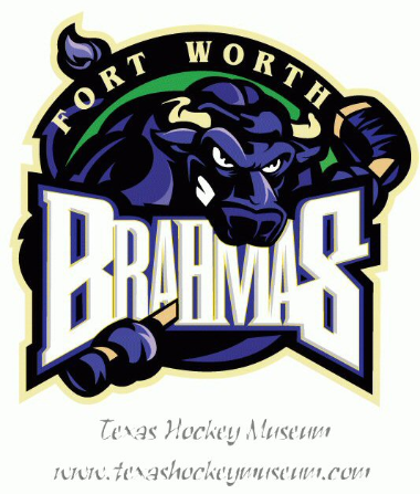 Fort Worth Brahmas Logo