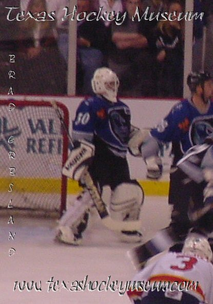 Brad Erbsland - Brad Erbsland Jersey- Texas Hockey - Corpus Christi Icerays Hockey - Corpus Christi Hockey - WPHL Hockey - Western Proffessional Holckey League- CHL Hockey - Central Hockey League