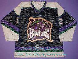 Max Middendorf - Max Middendorf Jersey - Texas Hockey - Fort Worth Hockey - Fort Worth Brahmas Hockey - WPHL Hockey - Western Proffessional Holckey League- CHL Hockey - Central Hockey League