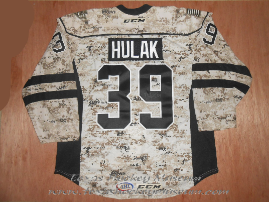 Derek Hulak - Derek Hulak Jersey - Texas Hockey - Austin Hockey -Dallas - Dallas Stars Hockey - Texas Stars Hockey - NHL Hockey - National Hockey League- AHL Hockey - American Hockey League