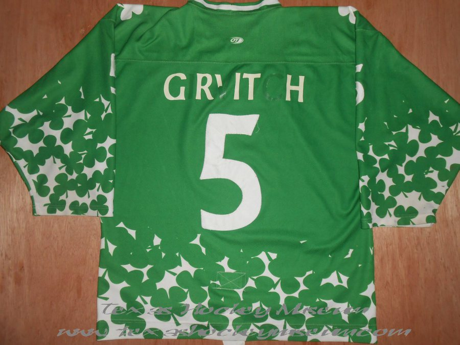 7fe7174ca2d Late 1990's WPHL San Angelo Outlaws Sandis Girvitch St. Patricks day
