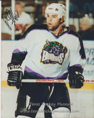 Phil Miaskowski - Texas Hockey - Fort Worth Hockey - Fort Worth Brahmas Hockey - WPHL Hockey - Western Proffessional Holckey League- CHL Hockey - Central Hockey League