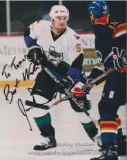 Jason Disher - Texas Hockey - Fort Worth Hockey - Fort Worth Brahmas Hockey - WPHL Hockey - Western Proffessional Holckey League- CHL Hockey - Central Hockey League
