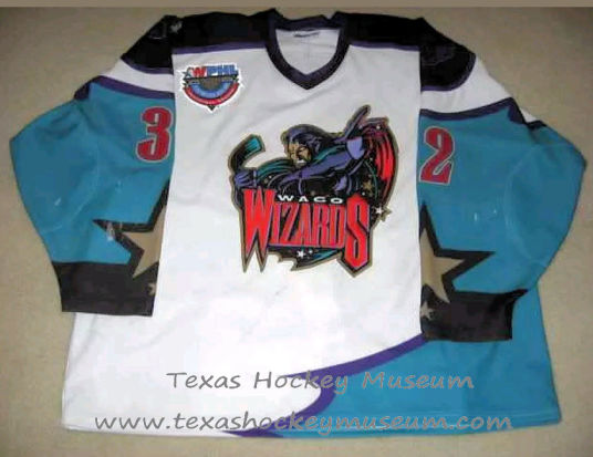 Chris Gotziaman - Travis Hulse - Chris Gotziaman Jersey- Laird Lidster Jersey - Texas Hockey - Waco Wizards Hockey - Waco Hockey - WPHL Hockey - Western Proffessional Holckey League- CHL Hockey - Central Hockey League