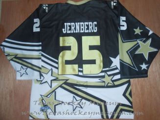 James Jernberg - James Jernberg Jersey - Texas Hockey - Amarillo Hockey - Amarillo Hockey - Amarillo Gorillas Hockey - Amarillo Rattler Hockey - CHL Hockey - Central Hockey League- WPHL Hockey - Western Professional Hockey League