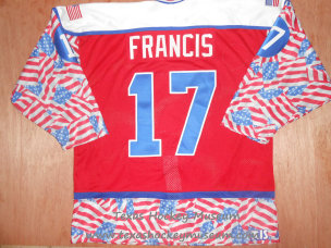 David Francis - David Francis Jersey - Texas Hockey - Odessa Jackalopes Hockey - Odessa Hockey - WPHL Hockey - Western Proffessional Holckey League- CHL Hockey - Central Hockey League