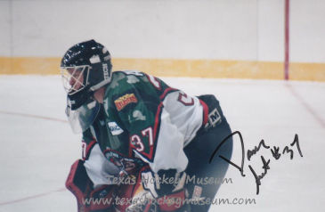 Darcy Austin - Darcy Austin Jersey - Texas Hockey - Abilene Hockey - Abilene Aviators Hockey - WPHL Hockey - Western Proffessional Holckey League- CHL Hockey - Central Hockey League