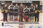 2002-2003 CHL Austin Ice Bats All Stars