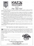 1996-1997 WPHL Austin Ice Bats Opening Night Roster Page 3