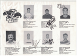 1996-1997 WPHL Austin Ice Bats Player Bios