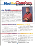 1998-1999 WPHL Austin Ice Bats Al Tuer Game Program Page 21