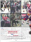 1998-1999 WPHL Austin Ice Bats Ryan Anderson Game Program Page 26